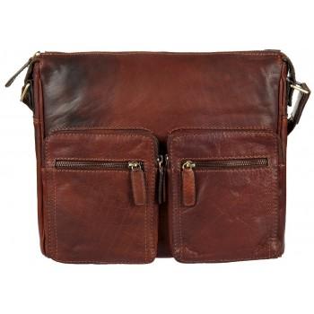 Деловая сумка Gianni Conti 1072244 tan