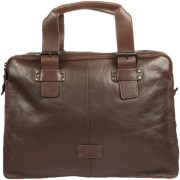 Деловая сумка Gianni Conti 1131411 dark brown