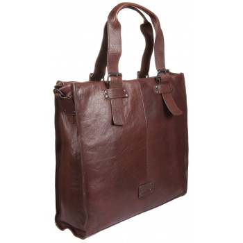 Деловая сумка Gianni Conti 1131412 dark brown