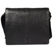 Деловая сумка через плечо Gianni Conti 1132310 black