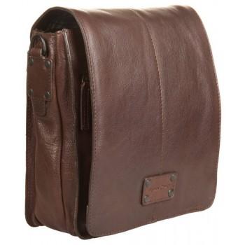 Сумка через плечо Gianni Conti 1132317 dark brown