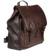 Кожаный рюкзак Gianni Conti 1132334 dark brown