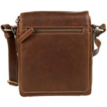 Кожаный планшет Gianni Conti 1222343 dark brown