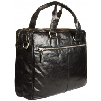 Деловая сумка Gianni Conti 1481265 black