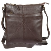 Кожаный планшет Gianni Conti 1542711 dark brown