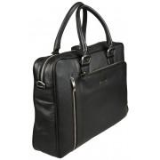 Деловая сумка Gianni Conti 1601162 black