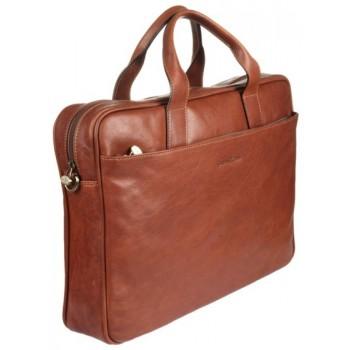 Деловая сумка Gianni Conti 911245 tan