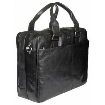 Деловая сумка Gianni Conti 911265 black
