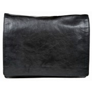 Деловая сумка через плечо Gianni Conti 912150 black