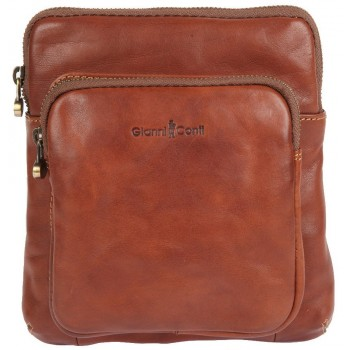 Кожаный планшет Gianni Conti 912302 tan