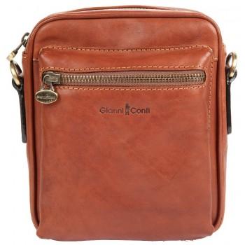 Кожаный планшет Gianni Conti 912345 tan
