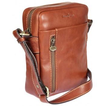 Кожаный планшет Gianni Conti 912534 tan