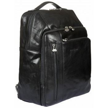 Кожаный рюкзак Gianni Conti 913765 black