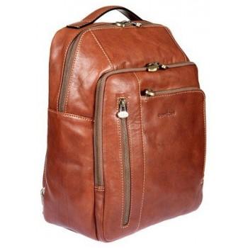 Кожаный рюкзак Gianni Conti 913765 tan