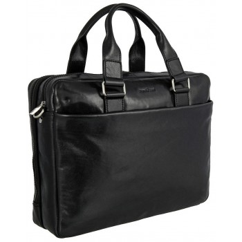 Деловая сумка Gianni Conti 9401295 black