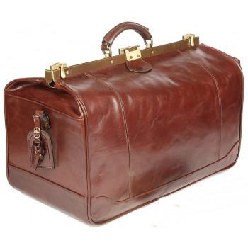 Саквояж кожаный Gianni Conti 9402703 brown