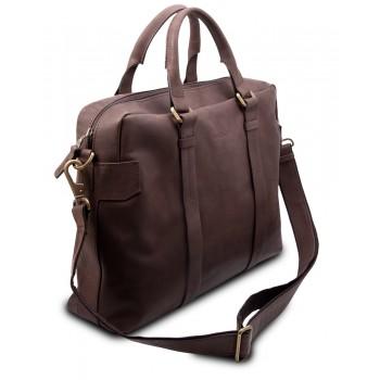 Деловая сумка Hadley Brian Brown