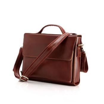 Кожаный портфель JMD 6033x