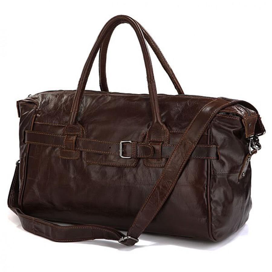 Дорожные сумки кожанные polar рюкзаки харьков