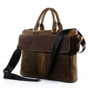 Кожаная сумка JMD 7113B