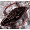 Кожаный портфель JMD 7177C brown