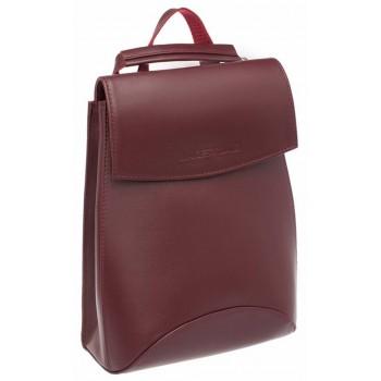 Женский рюкзак Lakestone Ashley burgundy