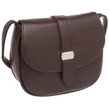 Женская сумка через плечо Lakestone Baglyn brown