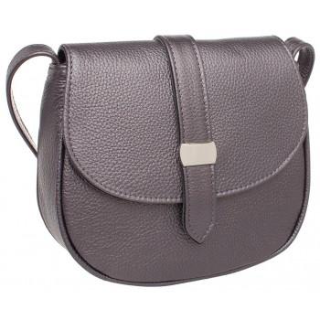 Женская сумка через плечо Lakestone Baglyn silver grey