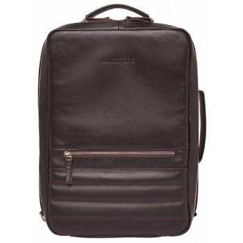 Рюкзак-трансформер Lakestone Banister brown