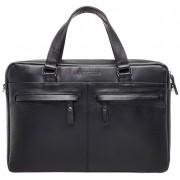 Деловая сумка Lakestone Bedford black