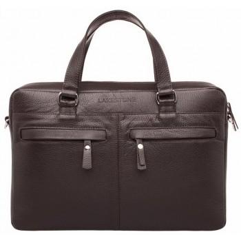 Деловая сумка Lakestone Bedford brown