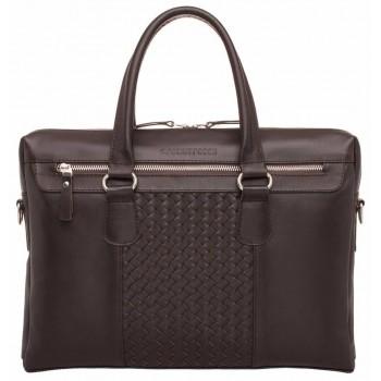 Деловая сумка Lakestone Bramley brown