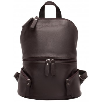 Женский рюкзак Lakestone Bridges brown