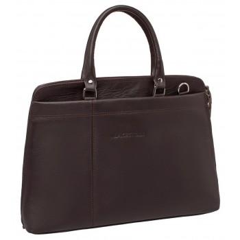Деловая сумка Lakestone Brunel brown