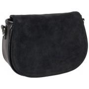 Женская кожаная сумка Lakestone Cameron black