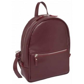 Женский рюкзак Lakestone Caroline burgundy