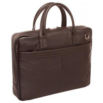 Деловая сумка Lakestone Carter brown