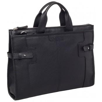 Деловая сумка Lakestone Courtney black
