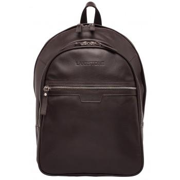 Женский рюкзак Lakestone Dakota brown
