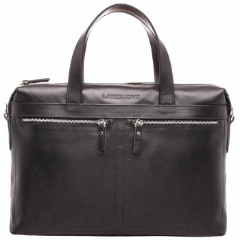 Деловая сумка Lakestone Dalston black