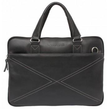 Деловая сумка Lakestone Davenport black