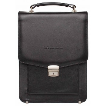 Вертикальный портфель Lakestone Dormer black