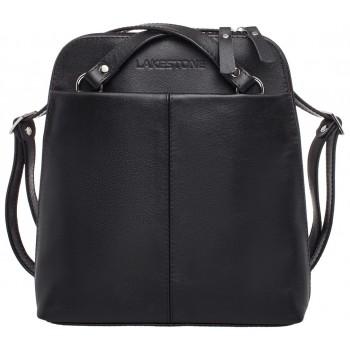 Женский рюкзак-трансформер Lakestone Eden black