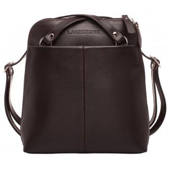 Женский рюкзак-трансформер Lakestone Eden brown