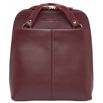 Женский рюкзак-трансформер Lakestone Eden burgundy