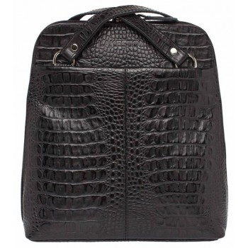 Женский рюкзак-трансформер Lakestone Eden caiman black
