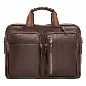 Деловая сумка Lakestone Edmund brown