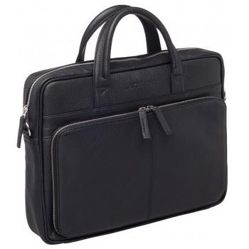 Деловая сумка Lakestone Elberton black