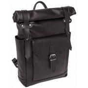 Кожаный рюкзак Lakestone Eliot black