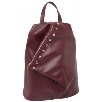 Женский рюкзак Lakestone Florence burgundy